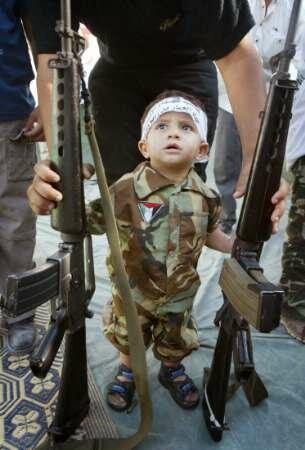 Palestinian Child Abuse 1