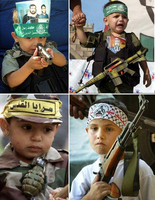 Palestinian Child Abuse 2
